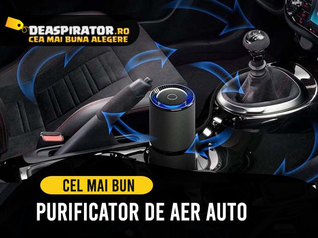 purificator de aer auto