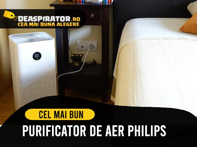 purificator de aer philips