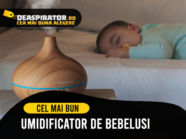 umidificator de bebelusi